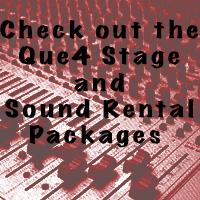 Sound Rentals