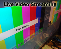 Live Video Streaming….